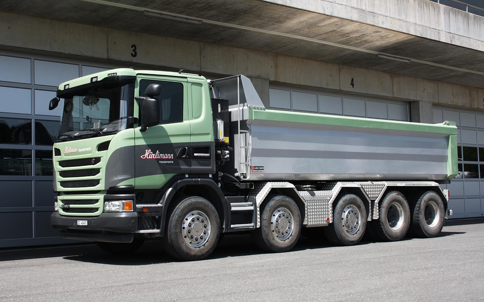 Scania FM KIp. 5-Achser